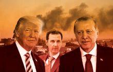 جريدة الراية: أيها المسلمون إن درع الفرات وغصن الزيتون ثم نبع السلام كلها خطوات في سلسلة إعادة الحياة إلى بنية النظام!