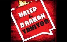"""ولاية تركيا: حملة """"حلب وأراكان تحترقان.. فمن يطفئ نارهما؟!"""""""